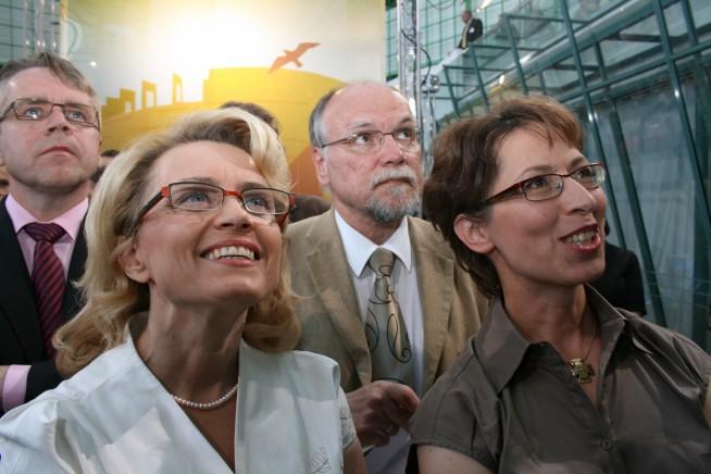Kristillisdemokraattien_riemua_eu-vaalivalvojaisissa_2009